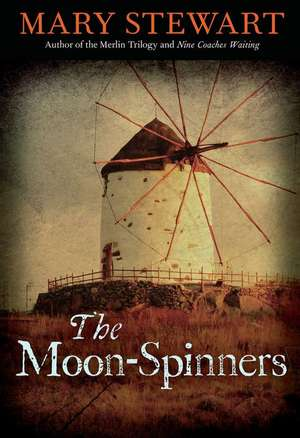 The Moon-Spinners de Mary Stewart