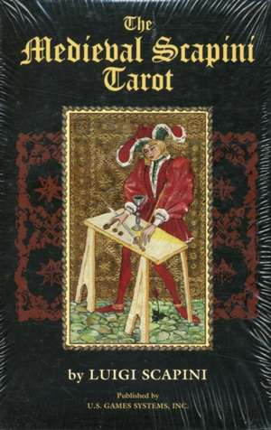 The Medieval Scapini Tarot de Luigi Scapini