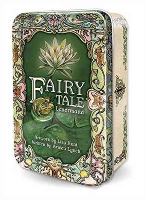 FAIRY TALE LENORMAND de Lisa Hunt