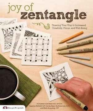 Joy of Zentangle de Suzanne McNeill