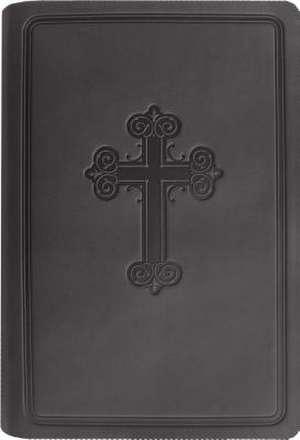 Large Print Compact Bible-NASB de  Foundation Publications