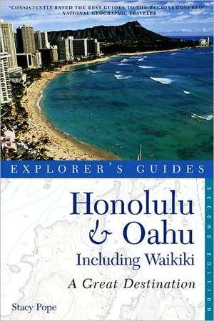 Honolulu & Oahu, Including Waikiki – Great Destinations 2e