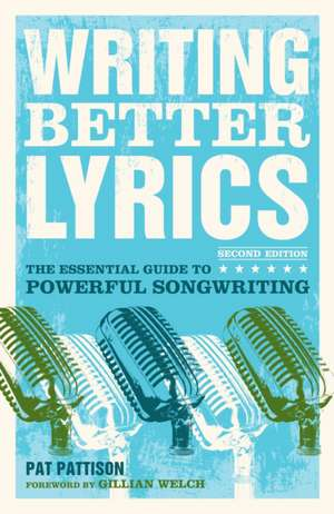 Writing Better Lyrics imagine