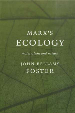 Immigrants:  Materialism and Nature de John Bellamy Foster