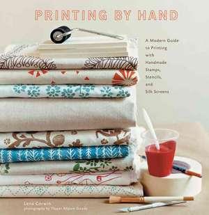 Printing by Hand de Lena Corwin