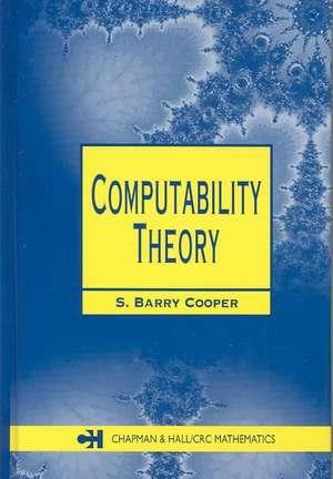 Computability Theory imagine
