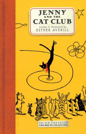 Jenny and the Cat Club de Esther Averill