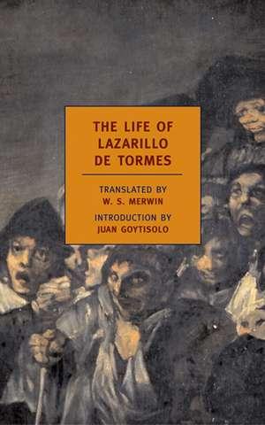 The Life of Lazarillo de Tormes de Juan Goytisolo