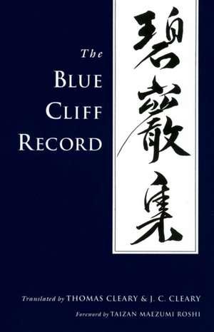 The Blue Cliff Record imagine