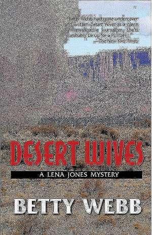 Desert Wives de Betty Webb