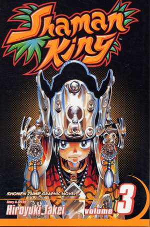 Shaman King, Vol. 3