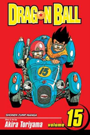 Dragon Ball, Vol. 15 de Akira Toriyama