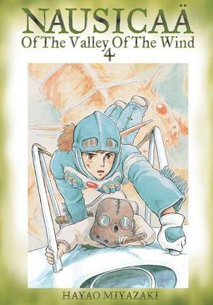 Nausicaae of the Valley of the Wind, Vol. 4