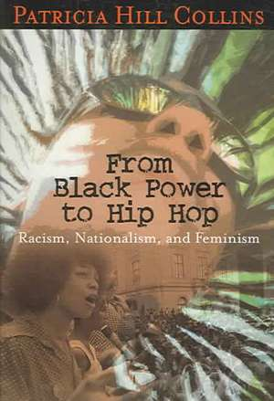 From Black Power to Hip Hop imagine