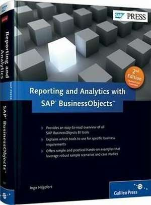 Reporting and Analysis with SAP BusinessObjects de Ingo Hilgefort