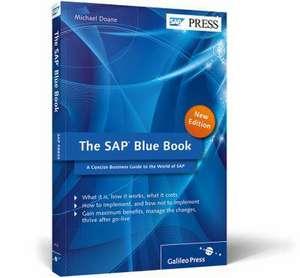 SAP BLUE BK de Michael Doane