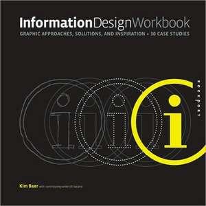 Information Design Workbook de Kim Baer
