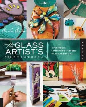 The Glass Artist's Studio Handbook de Cecilia Cohen