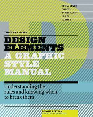 Design Elements de Timothy Samara