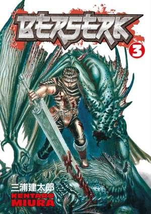 Berserk Volume 3 de Kentaro Miura