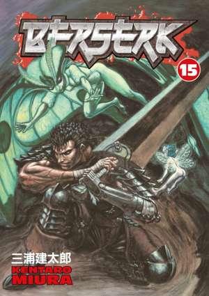 Berserk Volume 15 de Kentaro Miura