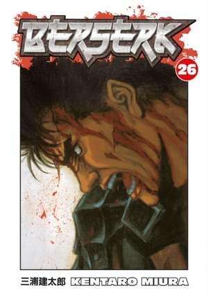 Berserk Volume 26 de Kentaro Miura