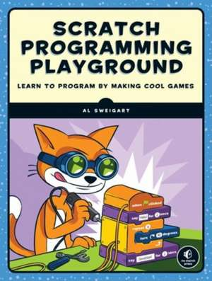 Scratch Programming Playground de Al Sweigart