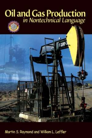 Oil & Gas Production in Nontechnical Language imagine