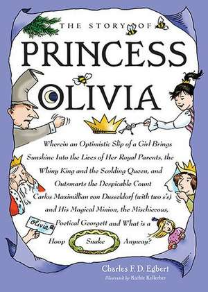 The Story of Princess Olivia