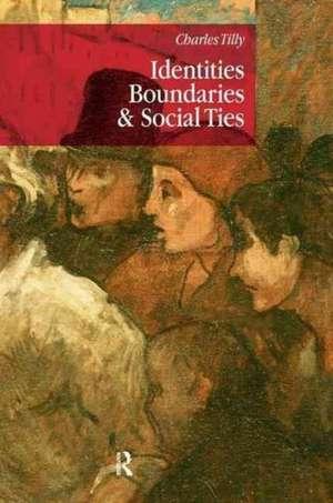 Identities, Boundaries, and Social Ties imagine