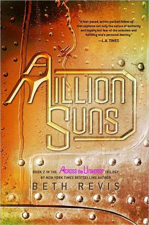 A Million Suns de Beth Revis