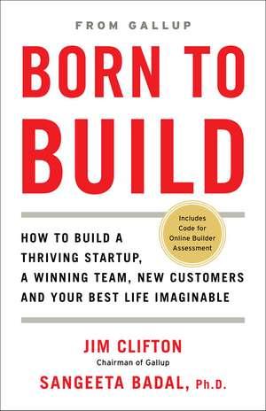 Born to Build de Jim Clifton