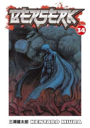 Berserk Volume 34 de Kentaro Miura