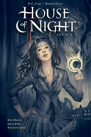 House Of Night Legacy