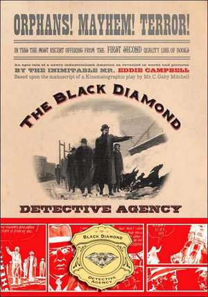 Black Diamond Detective Agency de  Eddie Campbell