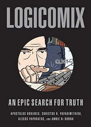 Logicomix:  An Epic Search for Truth de Apostolos Doxiadis