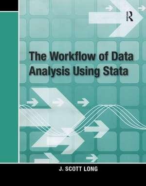 Workflow of Data Analysis Using Stata imagine