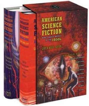 American Science Fiction:  Nine Classic Novels of the 1950s de Frederik Pohl