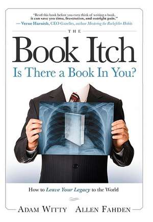 The Book Itch