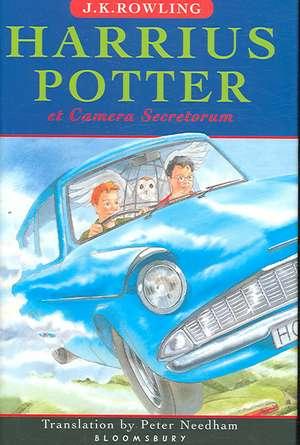 Harrius Potter Et Camera Secretorum de J. K. Rowling
