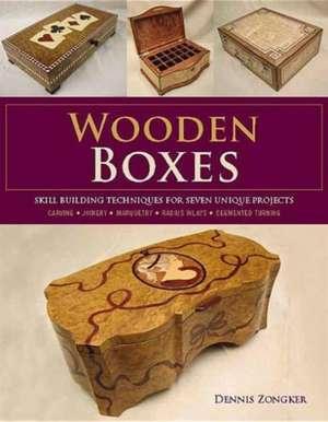 Wooden Boxes imagine