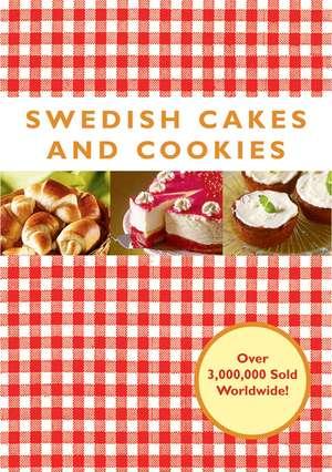 Swedish Cakes and Cookies de Melody Favish
