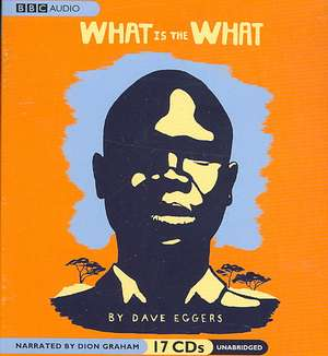 What Is the What de Dion Graham