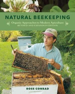 Natural Beekeeping de Ross Conrad