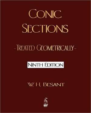 Conic Sections de W. H. Besant