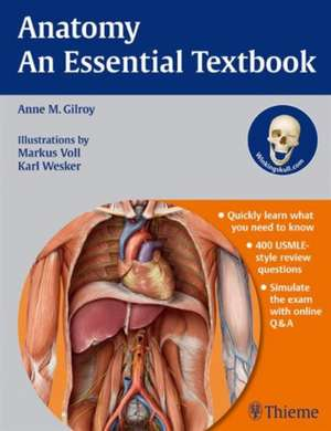 Anatomy - An Essential Textbook and Review