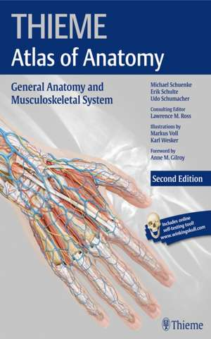 General Anatomy and Musculoskeletal System de Michael Schünke
