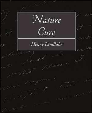 Nature Cure de Lindlahr Henry Lindlahr