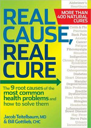 Real Cause, Real Cure de M.D. Teitelbaum, Jacob