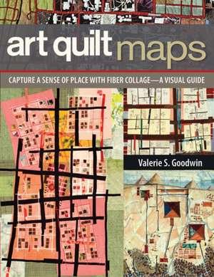 Art Quilt Maps